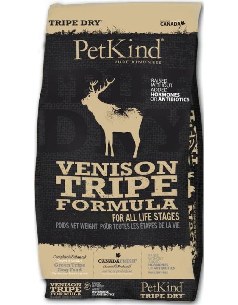 Petkind PetKind Dog Kibble Venison Tripe 25 lb