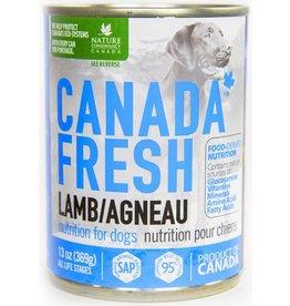 Petkind Canada Fresh Canned Dog Food Lamb 13 oz single