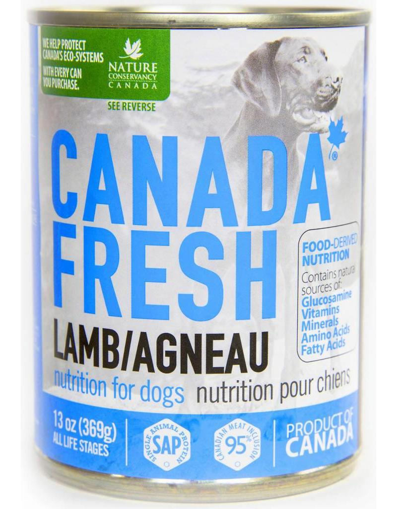 Petkind Petkind Canada Fresh Canned Dog Food Lamb 13 oz single