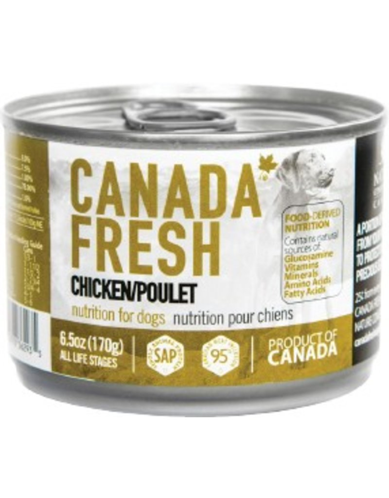 Petkind Petkind Canada Fresh Canned Dog Food Chicken 6 oz single