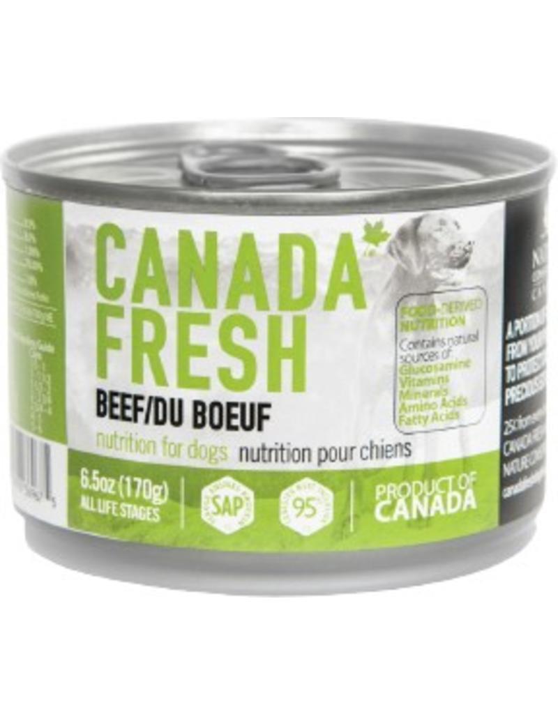 Petkind Petkind Canada Fresh Canned Dog Food Beef 6 oz single