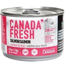 Petkind Canada Fresh Canned Dog Food Salmon 6 oz single
