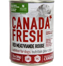Petkind Canada Fresh Canned Dog Food Red Meat 13 oz single