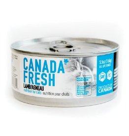 Petkind Canada Fresh Canned Cat Food Lamb 5.5 oz single