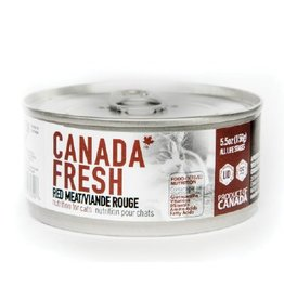 Petkind Canada Fresh Canned Cat Food Red Meat 5.5 oz single