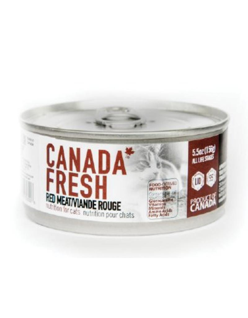 Petkind Petkind Canada Fresh Canned Cat Food Red Meat 5.5 oz single