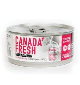 Petkind Canada Fresh Canned Cat Food Salmon 5.5 oz single