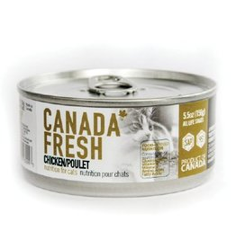 Petkind Canada Fresh Canned Cat Food Chicken 5.5 oz single