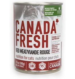 Petkind Canada Fresh Canned Cat Food Red Meat 13 oz single