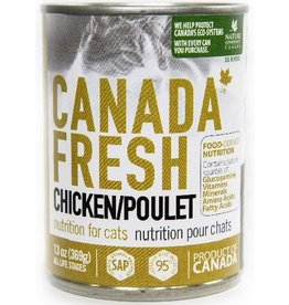 Petkind Canada Fresh Canned Cat Food Chicken 13 oz single