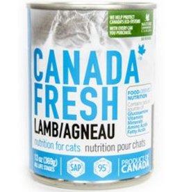 Petkind Canada Fresh Canned Cat Food Lamb 13 oz single