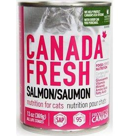 Petkind Canada Fresh Canned Cat Food Salmon 13 oz single