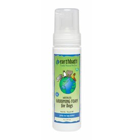 Earthbath Grooming Foam  Green Tea Grooming Foam 8 oz
