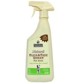 Natural Chemistry Flea Spray Flea & Tick For Dogs 24 oz