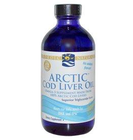 Nordic Naturals Cod Liver Oil 8 oz