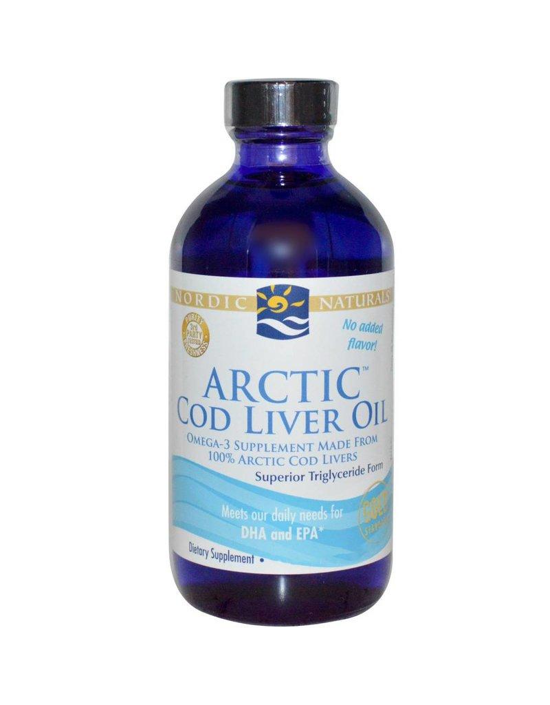 Nordic Naturals Nordic Naturals Cod Liver Oil 8 oz