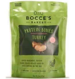 Bocce's Bakery Bocce's Bakery 5 oz Protein Bones Turkey