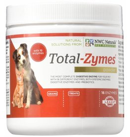 NWC Naturals Total-Zymes 8 oz