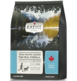 Kasiks Kasiks Grain Free Dog Kibble Wild Pacific Ocean Fish 5 lbs
