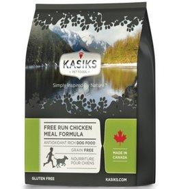 Kasiks Grain Free Dog Kibble Free Run Chicken 5 lbs