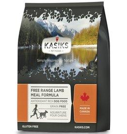 Kasiks Grain Free Dog Kibble Free Range Lamb 5 lbs