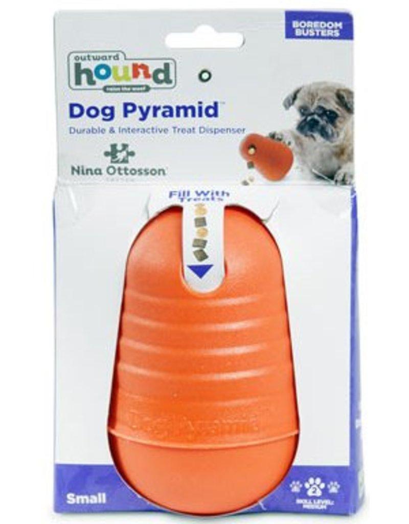 Outward Hound Outward Hound Nina Ottoson Dog Pyramid Small - Orange