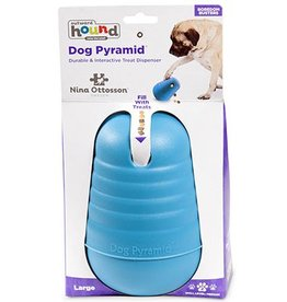 Outward Hound Outward Hound Nina Ottosson Dog Pyramid Large - Blue