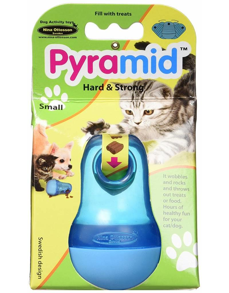 Outward Hound Outward Hound Nina Ottoson Cat Pyramid - Blue