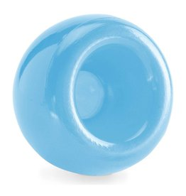 Planet Dog Planet Dog Toys  Orbee-Tuff Treat Snoop Blue One Size