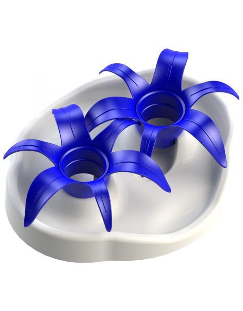 AiKiou AiKiou ThinKat Interactive Feeder Blue