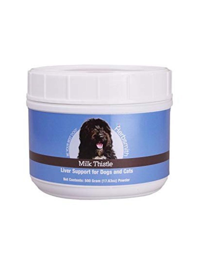 Herbsmith Herbsmith Supplements Milk Thistle Powder 500 g