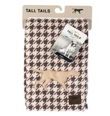 Tall Tails Tall Tails Fleece Blanket Houndstooth 20 x 30 sm
