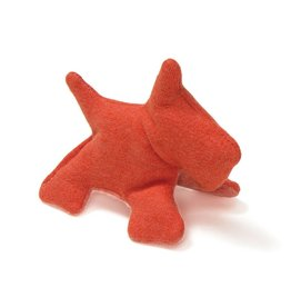 West Paw West Paw Design Dog Toys  Scot Hemp Regular