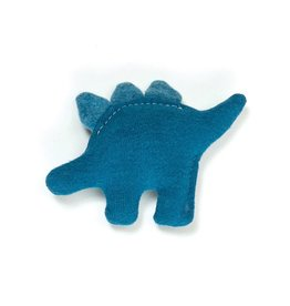 West Paw West Paw Design Dog Toys  Dino Hemp Regular