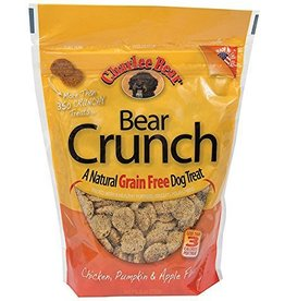 Charlee Bear Charlee Bear BEAR CRUNCH Grain Free Dog Treats Chicken, Pumpkin & Apple 8 oz