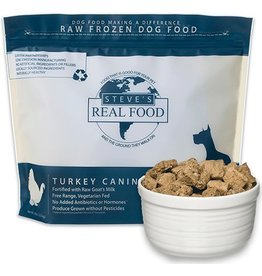 Steve's Real Food Freeze Dried Food Turkey 20 oz