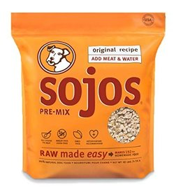 Sojo's Sojo's Pre Mix Dog Food  Original 40 lb