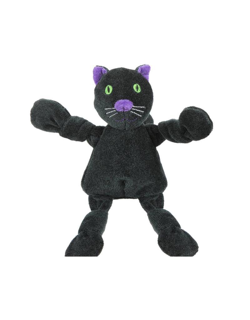 HuggleHounds Huggle Hounds Holiday 2018 Toys Black Cat Treat