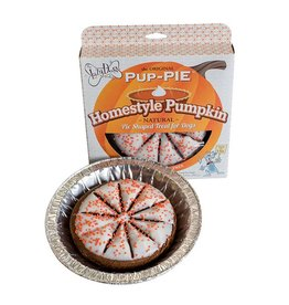 Lazy Dog Cookie Co. Lazy Dog Pup-PIE Dog Treats Homestyle Pumpkin 5 oz single