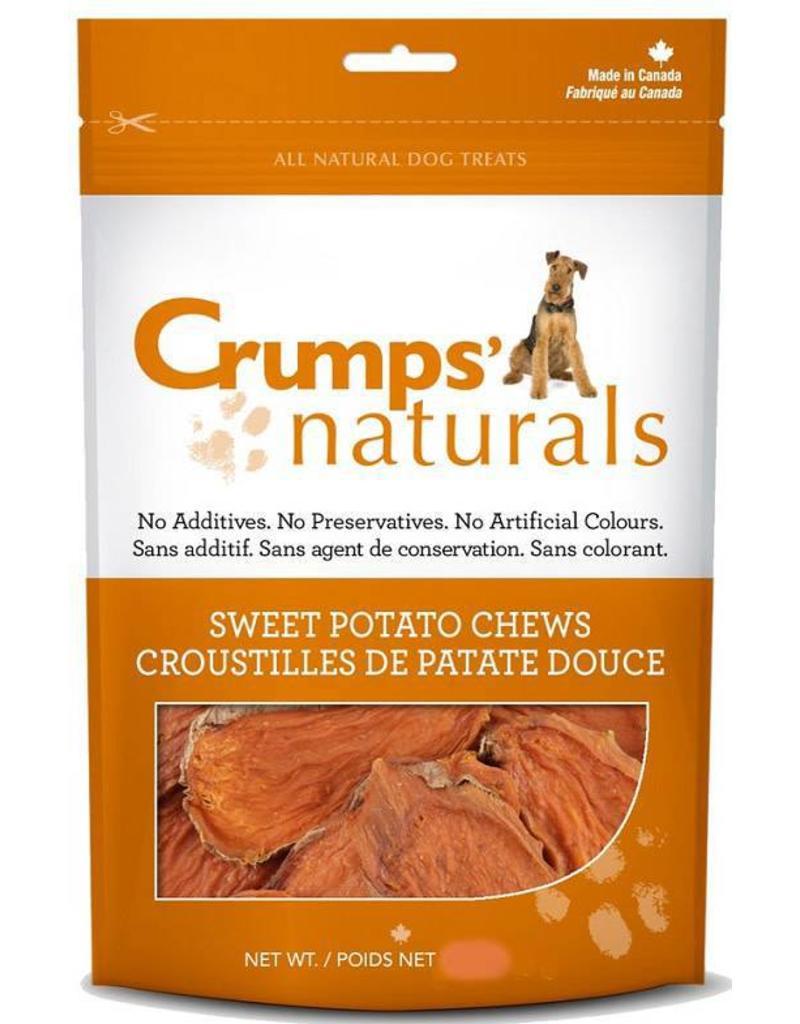 Earth Animal Crumps Naturals Dog Treats Sweet Potatos 5.6 oz
