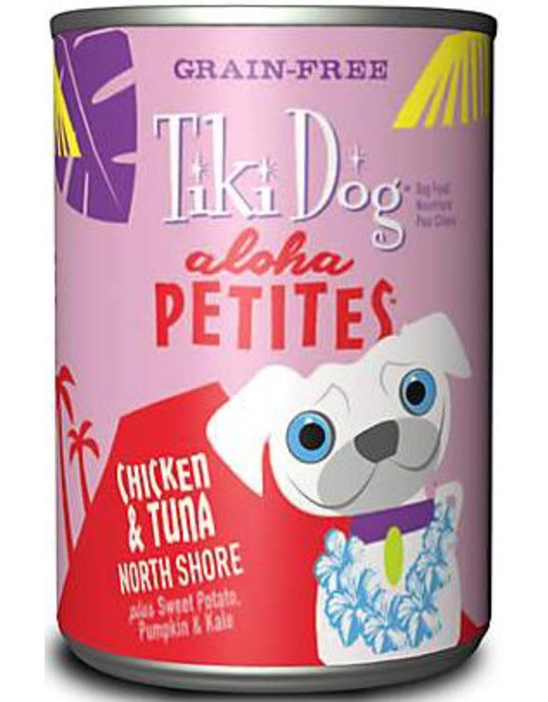 Tiki Dog Aloha Petites Canned Dog Food North Shore 9 oz single