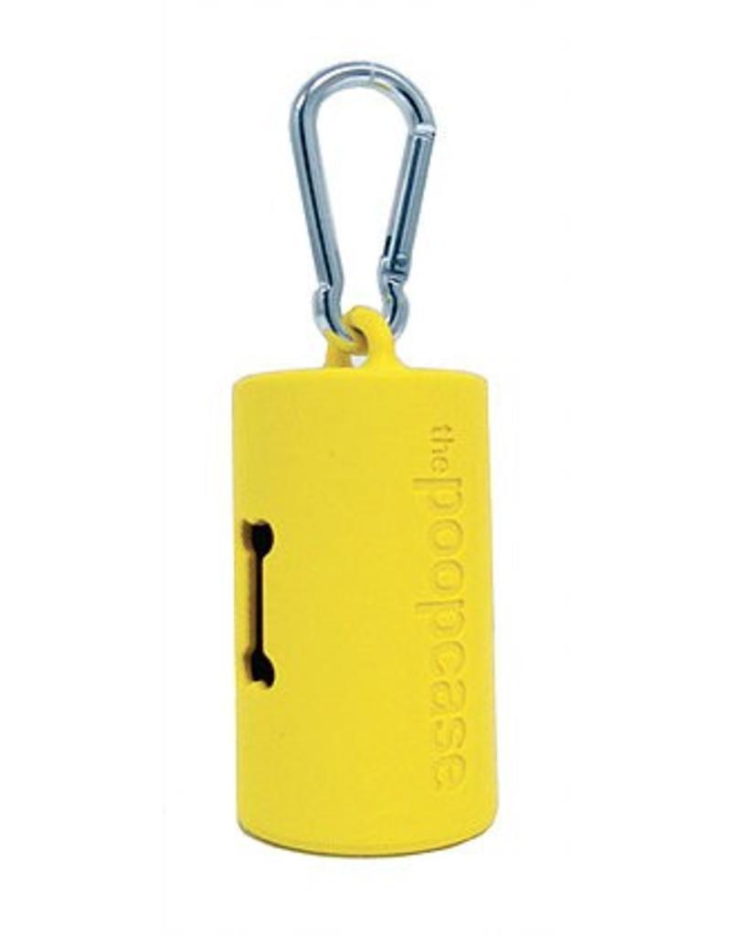 Metro Paws The PoopCase Bag Dispenser Yellow