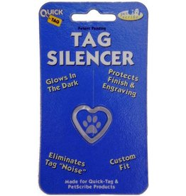 TAG SILENCER Small Heart