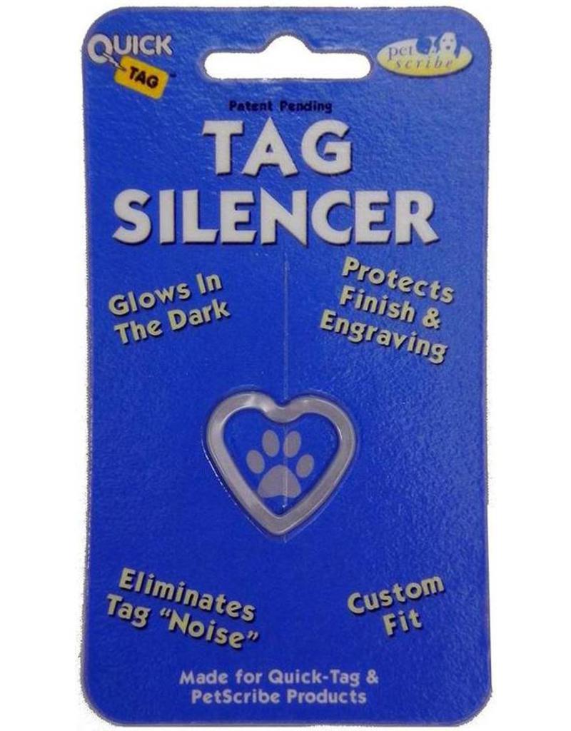TAG SILENCER Small Heart