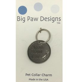 Big Paw Designs Dog Tags  Clean Bowl Club
