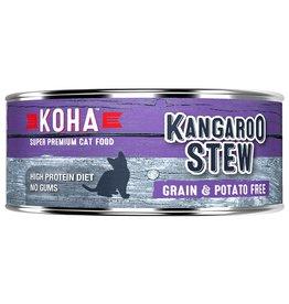 Koha Koha Canned Cat Food Kangaroo Stew 5.5 oz single