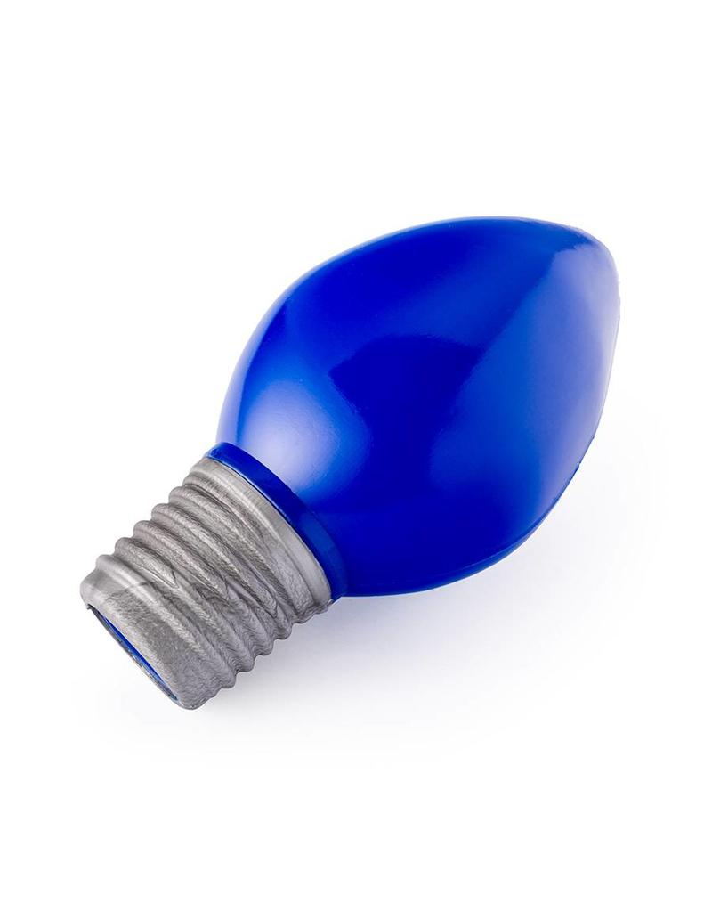 Planet Dog Planet Dog Holiday Toys Blue Bulb Large