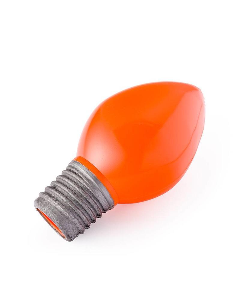 Planet Dog Planet Dog Holiday Toys Orange Bulb Large