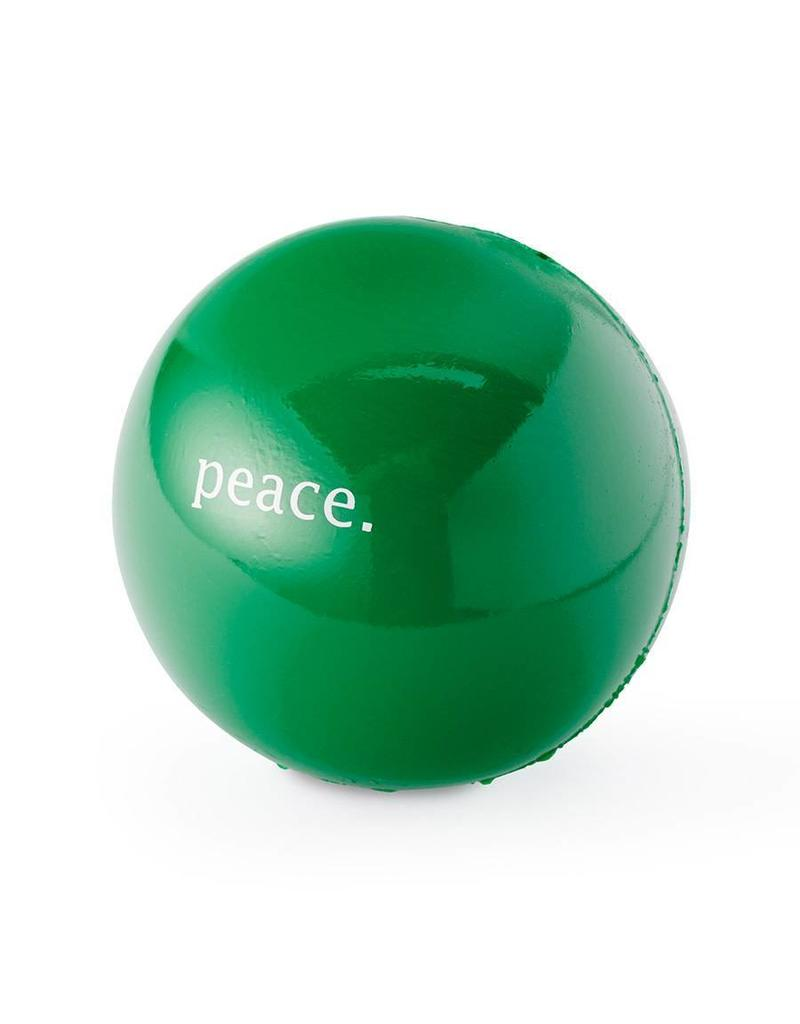Planet Dog Planet Dog Holiday Toys Peace Ball Small
