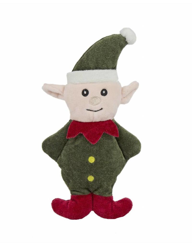 Huggle Hounds Christmas Plush Corduroy Durable Cookie 2018 Elf